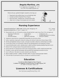 Resume Ideas Stunning Nursing Resume Template Nurse Templates Free Nursing R Sevte Resume