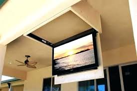 Retractable tv mount Sloped Wall Tv Mount From Ceiling Retractable Ceiling Mounts Ceiling Mount Please Flip Down Ceiling Mount Folding Ceiling Tv Mount Darrelgriffininfo Tv Mount From Ceiling Mount Ceiling Mount Ceiling Retractable Angled