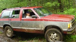 Chevrolet S-10 Blazer Questions - what is the maximum tire size i ...