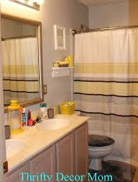 gray and yellow bathroom accessories. yellow bathroom decor gray and red ideas accessories .