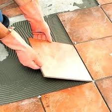 laying ceramic floor tiles on concrete how to lay tile on concrete laying tile attractive laying laying ceramic floor tiles