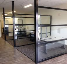 office dividers glass. glass office partitions dividers a