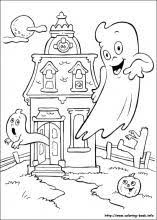 Small Picture Halloween coloring pages on Coloring Bookinfo