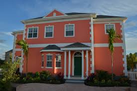 as soon as you start your home search in the bahamas youll immediately notice a vibrant difference in the color palettes that are used bright colorful home