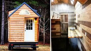 tiny house listings. Fine Tiny Tour The Free Range Tiny House In South Carolina Listings Intended