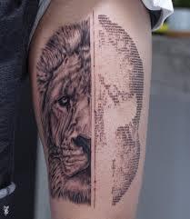 Ascii татуировки андреаса вронтиса 12 фото
