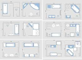Small Picture Small Bathroom Floor Plans