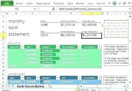 Bank Reconciliation Sheet Monthly Bank Reconciliation