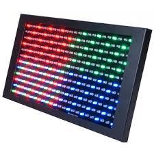 american dj profile panel rgb bright led color panel compact rgb color wash