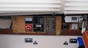 electrical upgrades anything and everything catalina 22 catalina 22 upgrades at Catalina 22 Wiring Diagram