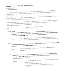 simple one page business plan template one page business plan template word