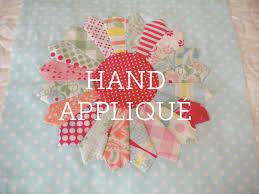 How to Hand Appliqué: A Tutorial & Hand Applique Quilt Block - How to Hand Applique Adamdwight.com