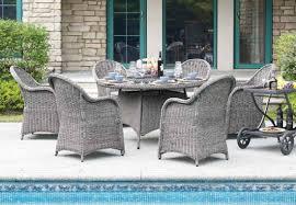 pe rattan dining chair patio furniture