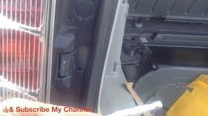 2008 Chevy Equinox Brake Light Replacement Chevrolet Equinox Tail Light Replacement