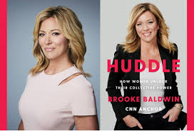 Atlanta native and departing cnn anchor brooke baldwin releases her new book, huddle. Tickets For Brooke Baldwin Huddle In Zoom From Showclix