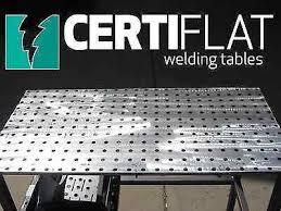 table kit. 2\u0027x4\u0027 heavy duty welding table top kit-certiflat by tab \u0026 slot u-weld \u2013 weldtables.com kit