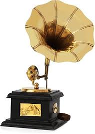 Small Picture Buy ITOS365 Handmade Vintage Dummy Gramophone Only for Home Dcor