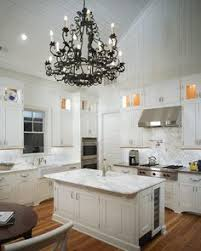 kitchen lighting vaulted ceiling. Pulliam Morris Interiors: Incredible Kitchen With Vaulted Wood Paneled Ceiling And Grand Iron Chandelier. Lighting G