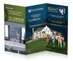 tri fold brochures 40 tri fold brochure design for inspiration fine art