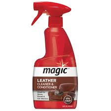 magic leather cleaner