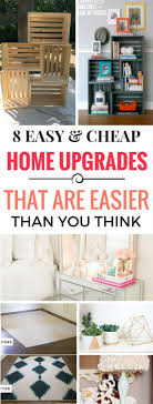 8 best ways to upgrade your home decor really great if you re on a budget and you want to add a few things without breaking the bank the diy home decor
