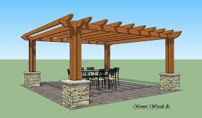 pergola design. how to select the right pergola designs for your garden design