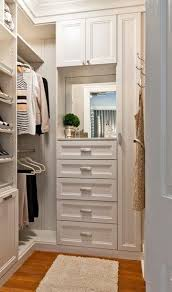 Small Bedroom Closet Design