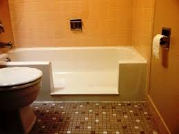image of tub to shower conversion from tub
