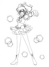 Small Picture Sailormoon Coloring Pages 80S Cartoons Colouring Pages intended