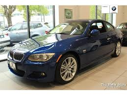 BMW 3 Series 2008 bmw 335i m sport package : ThE BMW Store | Preowned BMW Vancouver