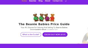 Access Beaniebabiespriceguide Com Updated Ty Beanie Babies
