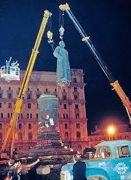Image result for Памятник Дзержинскому в парке Музеон