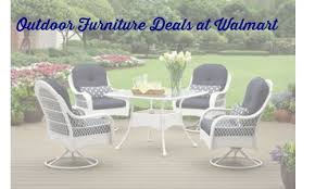 Walmart Outdoor Furniture Clearance Deals Southern Savers
