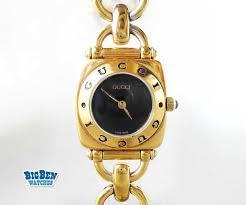 gucci 6400l. gucci 6400l horsebit collection bracelet watch