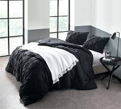 twin xl quilt sets black pin tuck twin comforter oversized twin bedding twin extra long quilt