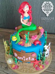 Ariel Cake Decorations Ariel The Little Mermaid Cake By Cesare Corsini Party Cakes