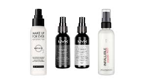 6 must have makeup setting sprays to get you through the summer melan magazine
