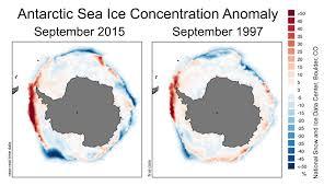 antarctic ice sheet growing antarctic sea ice at its 2015 maximum arctic sea ice news and analysis