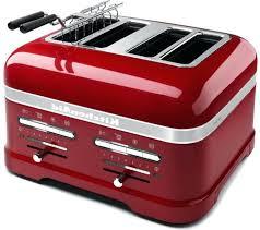 charmant red toaster kitchenaid photo 5 of artisan 4 slice toaster red 4 slice toaster red