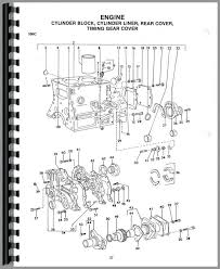 long tractor wiring long automotive wiring diagrams long 1580 tractor manual 95030 4 78055