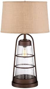table lamps lighting lighting rustic38