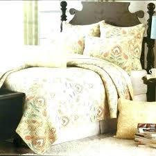 cynthia rowley bedding tj ma comforter set bedding photo 2 of 3 bedding brown blue paisley