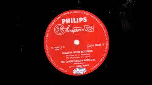 <b>Antal Dorati</b> Concertgebouw orchestra 1953 <b>Mussorgsky</b> Pictures at ...