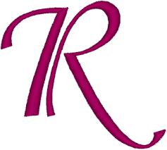 cool letter r letter r fonts