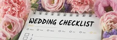 Checklist For Wedding Day The Ultimate Wedding Day Checklist Bijou Wedding Venues