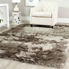 kmart grey faux fur rugs 8x10 for comfortable living room design