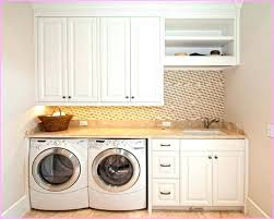 laundry room countertop white options white assembled laundry