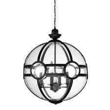 cwi lighting beas 5 light black chandelier