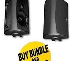 definitive aw6500. review definitive technology aw 6500 outdoor speakers (pair) \u2013 black bundle by aw6500 o