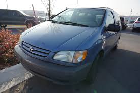 Used Toyota Sienna Under $6,000 In Utah For Sale ▷ Used Cars On ...